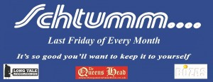 Schtumm Last Friday logo 40pc