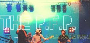 PFP on stage