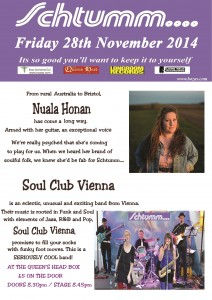 Nuala Honan and Soul Club Vienna