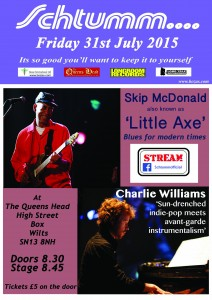 Schtumm Fri 31st July