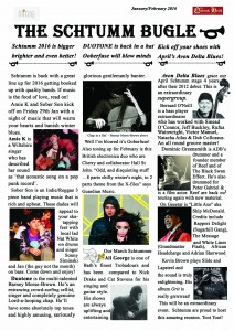 The Schtumm Bugle February 2016 final lo res
